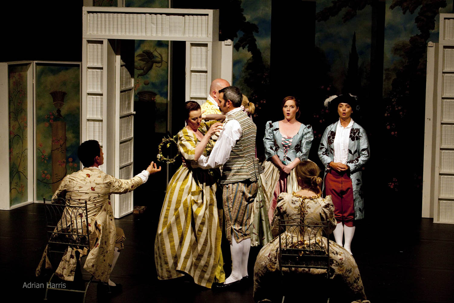 The Marriage of Figaro at Salisbury Playhouse, 2009